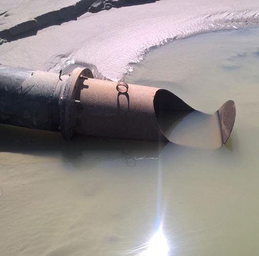 Strandsanierung Wasserbau  Schönberg